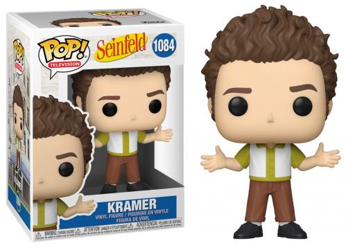 SEINFELD - Bobble Head POP N° 1084 - Kramer