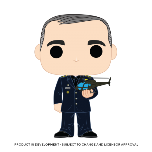 SPACE FORCE - Bobble Head POP N° xxx - Formal Mark