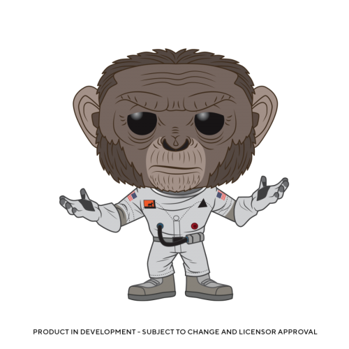 SPACE FORCE - Bobble Head POP N° xxx - Marcus the Chimstronaut