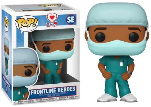 HEROES - Bobble Head POP Special Edition - Personnel médical 3