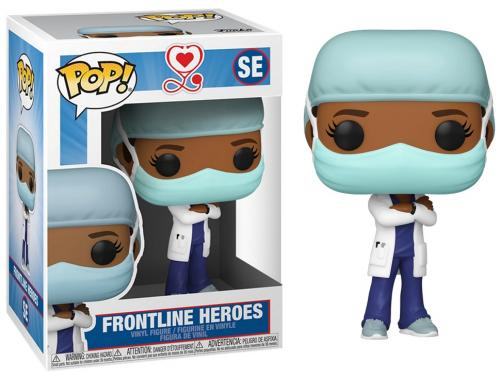 HEROES - Bobble Head POP Special Edition - Personnel médical 4