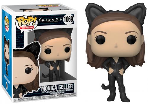 FRIENDS - Bobble Head POP N° 1069 - Monica as Catwoman