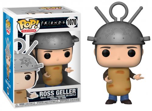 FRIENDS - Bobble Head POP N° 1070 - Ross as Sputnik