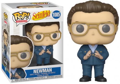 SEINFELD - Bobble Head POP N° 1085 - Newman the Mailman