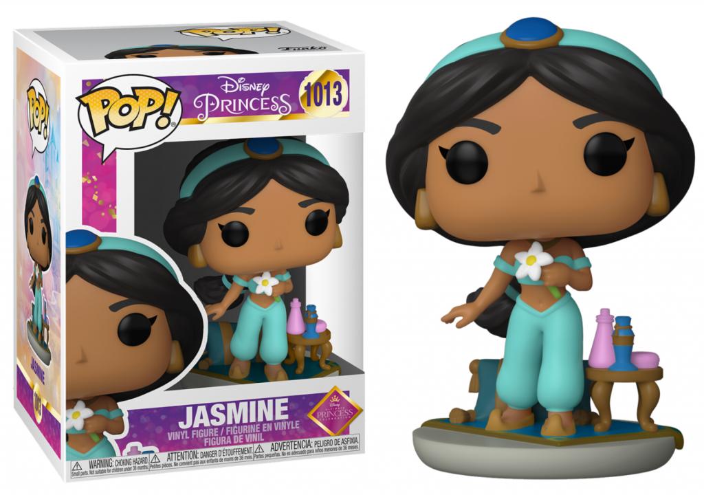 DISNEY PRINCESS - Bobble Head POP N° 1013 - Ultimate Princess Jasmine_1
