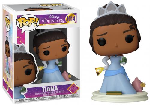 DISNEY PRINCESS - Bobble Head POP N° 1014 - Ultimate Princess Tiana