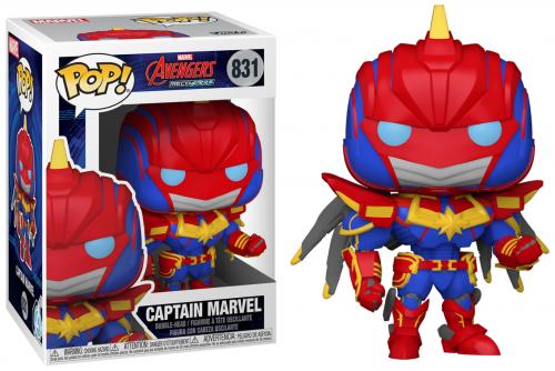 MARVEL - Bobble Head POP N° 831 - Captain Marvel