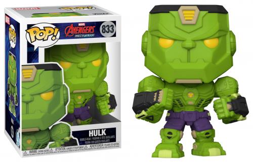 MARVEL - Bobble Head POP N° 833 - Hulk