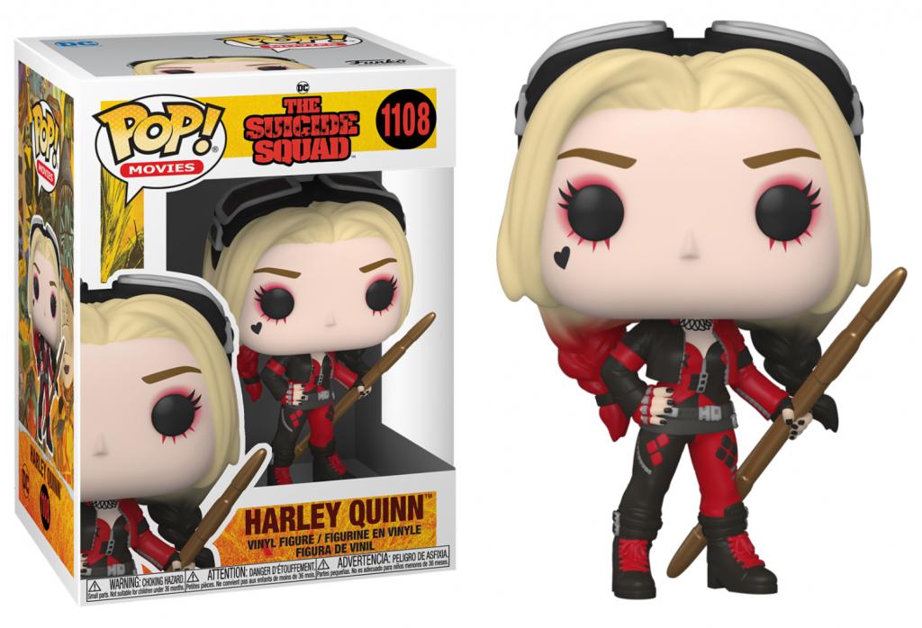 SUICIDE SQUAD - Bobble Head POP N° 1108 - Harley Quinn (Bodysuit)_1