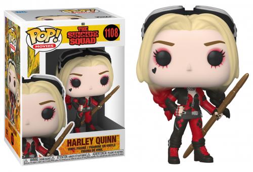 SUICIDE SQUAD - Bobble Head POP N° 1108 - Harley Quinn (Bodysuit)