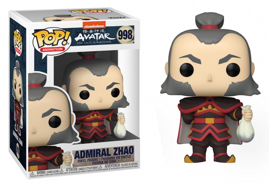 AVATAR - Bobble Head POP N° 998 - Admiral Zhao_1