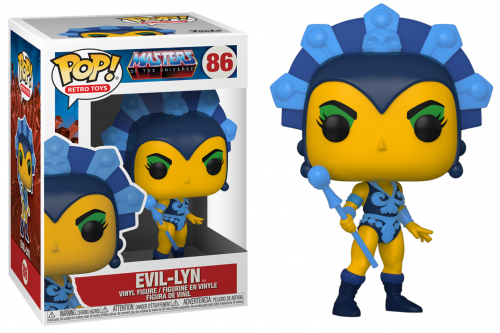 MASTERS OF THE UNIVERSE - Bobble Head POP N° 86 - Evil Lyn