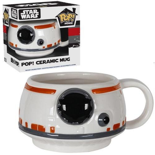 STAR WARS - BB-8 - Mug POP!
