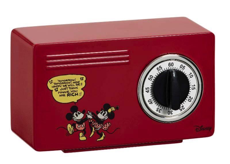 DISNEY - Mickey & Minnie - Minuteur de cuisine_2