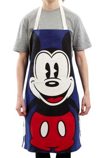DISNEY - Tablier Navy Mickey