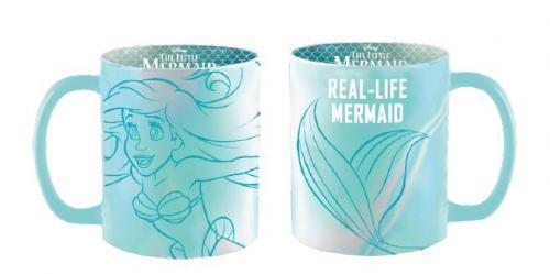 DISNEY - Mug - La Petite Sirène - Real-life Mermaid