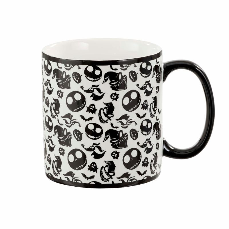 NIGHTMARE BEFORE CHRISTMAS : Mug 560ml - Oogie, Jack and Zero
