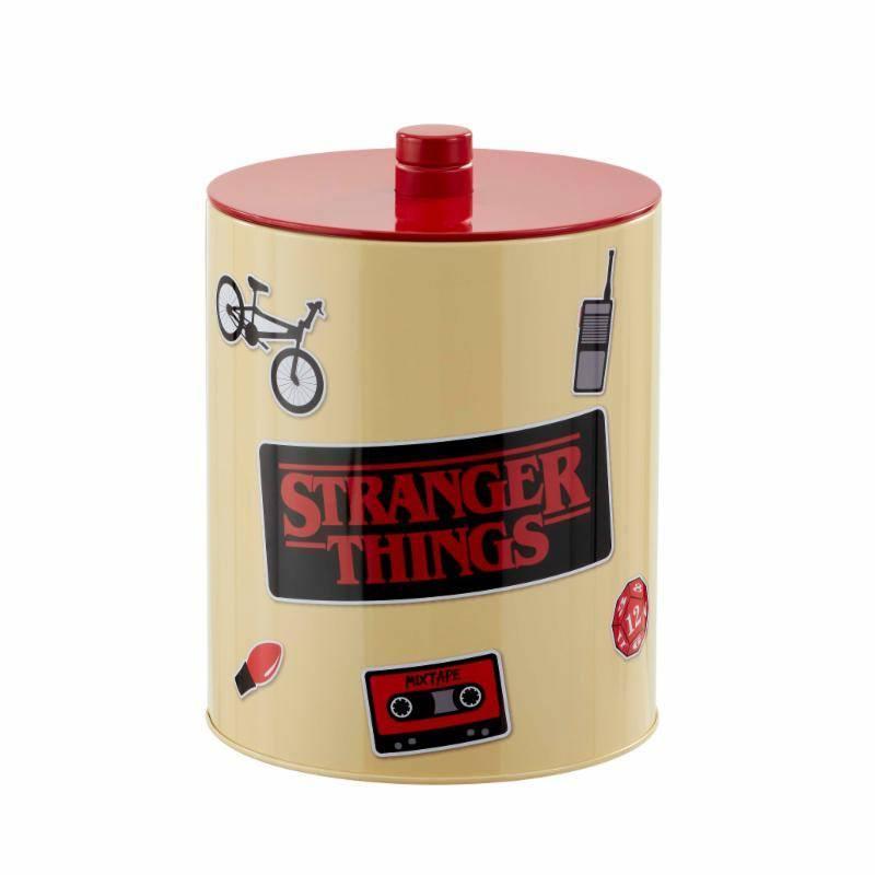 STRANGER THINGS - Tin - Retro Poster