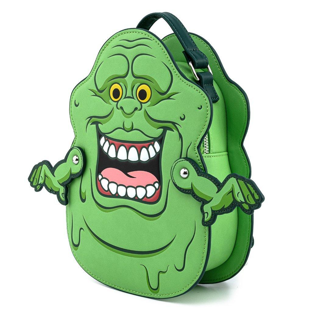 GHOSTBUSTERS - Slimer - Sac à dos LoungeFly_1