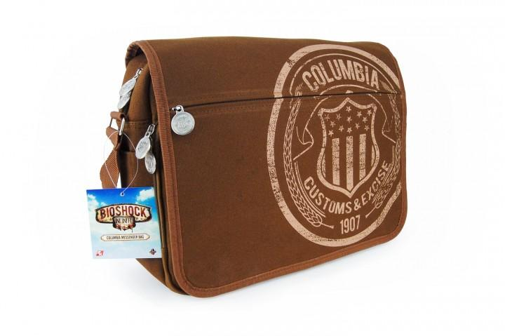 BIOSHOCK - Messenger Bag Columbia