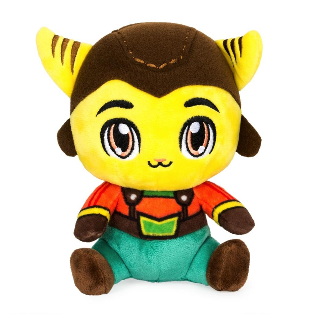 RATCHET AND CLANK Plush RATCHET Stubbins - 20 Cm