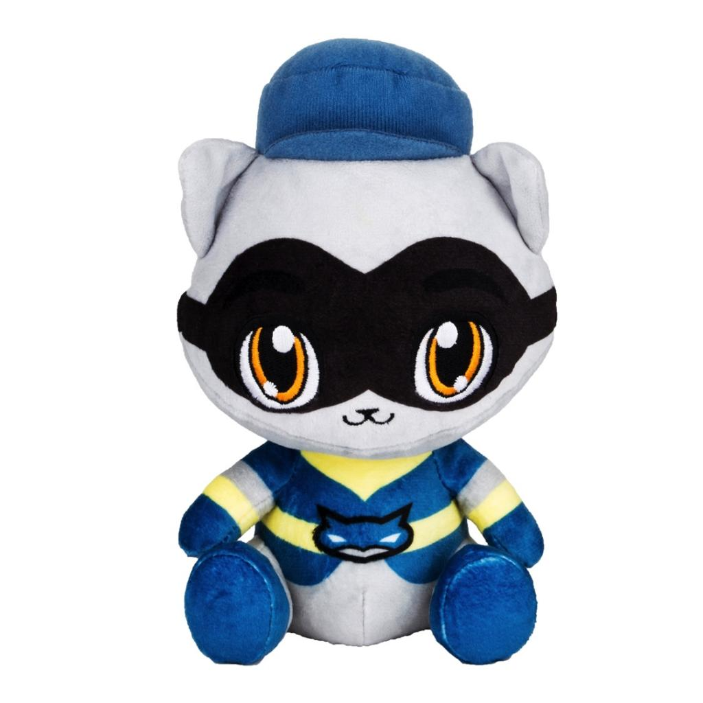 SLY COOPER Plush SLY COPPER Stubbins - 20 Cm