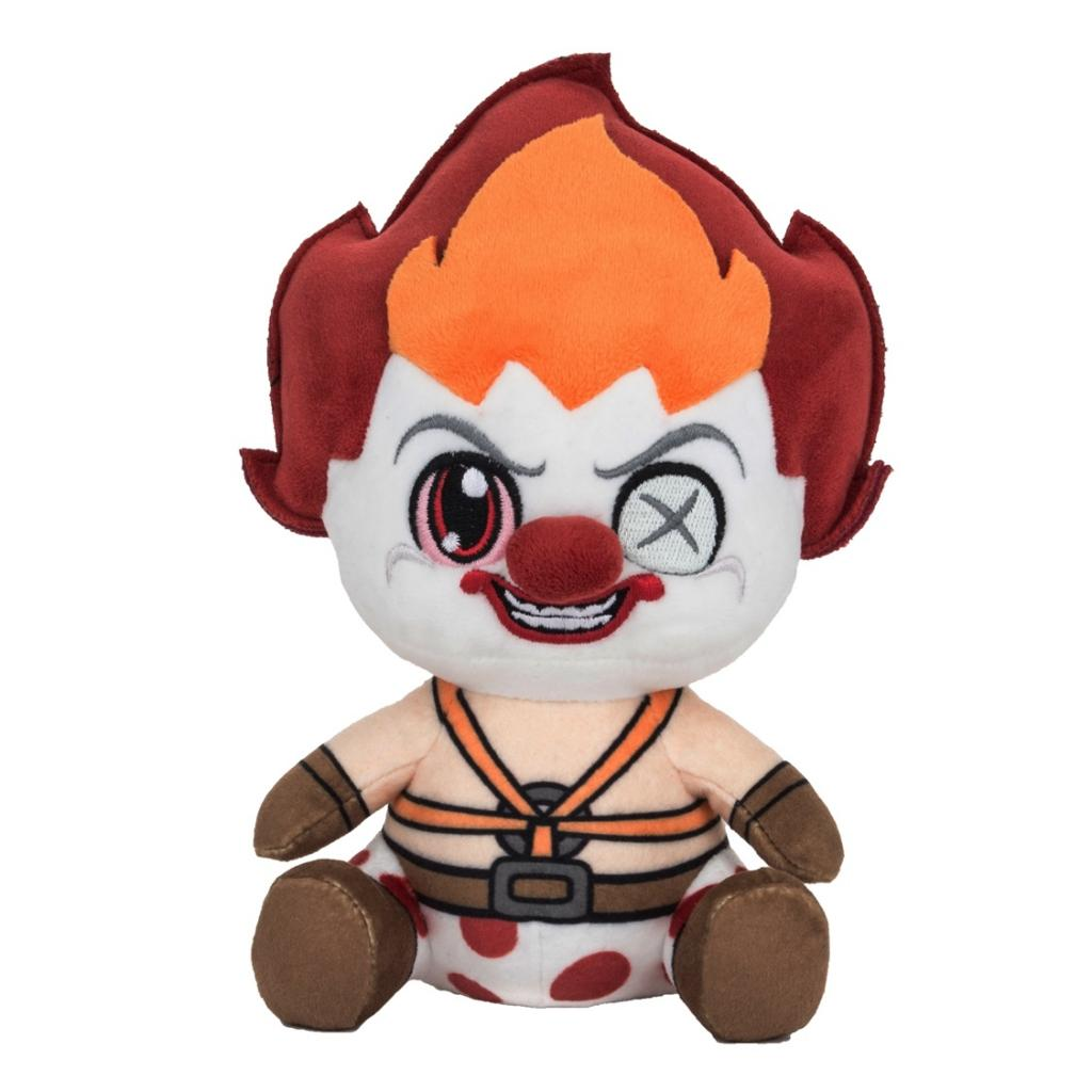 TWISTED METAL Plush SWEET TOOTH Stubbins - 20 Cm