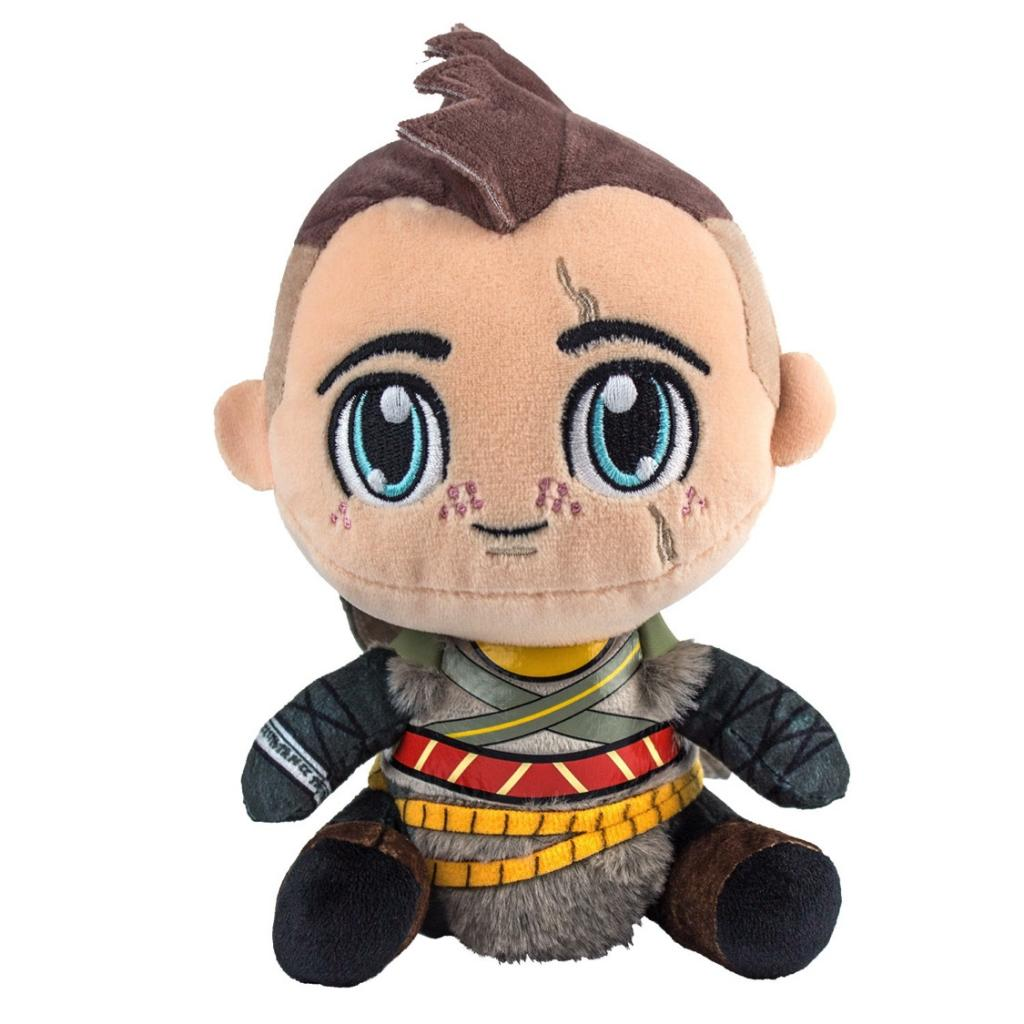 GOD OF WAR Plush ATREUS Stubbins - 20 Cm