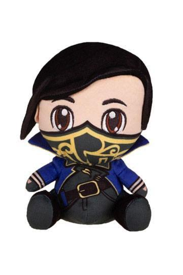 DISHONORED 2 Plush EMILIE KALDWIN Stubbins - 20 Cm