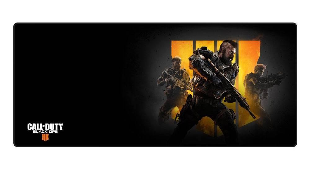 CALL OF DUTY BLACK OPS 4 - Tapis de souris Oversize 80x35 - Keyart