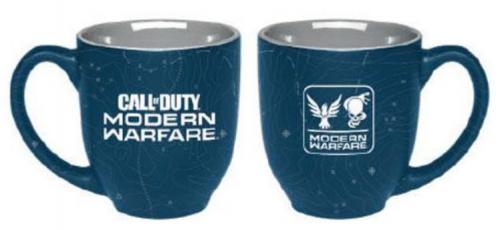 CALL OF DUTY: MODERN WARFARE - Mug 400 ml - Maps Two Color