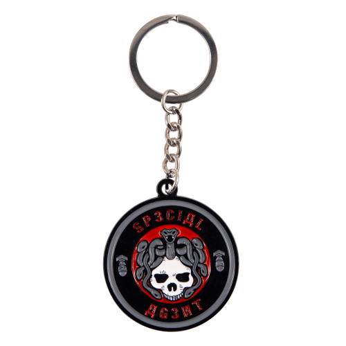CALL OF DUTY COLD WAR - Metal Keychain - Special Agent