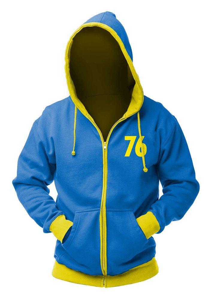FALLOUT - Sweater à capuche Vault 76 (S)