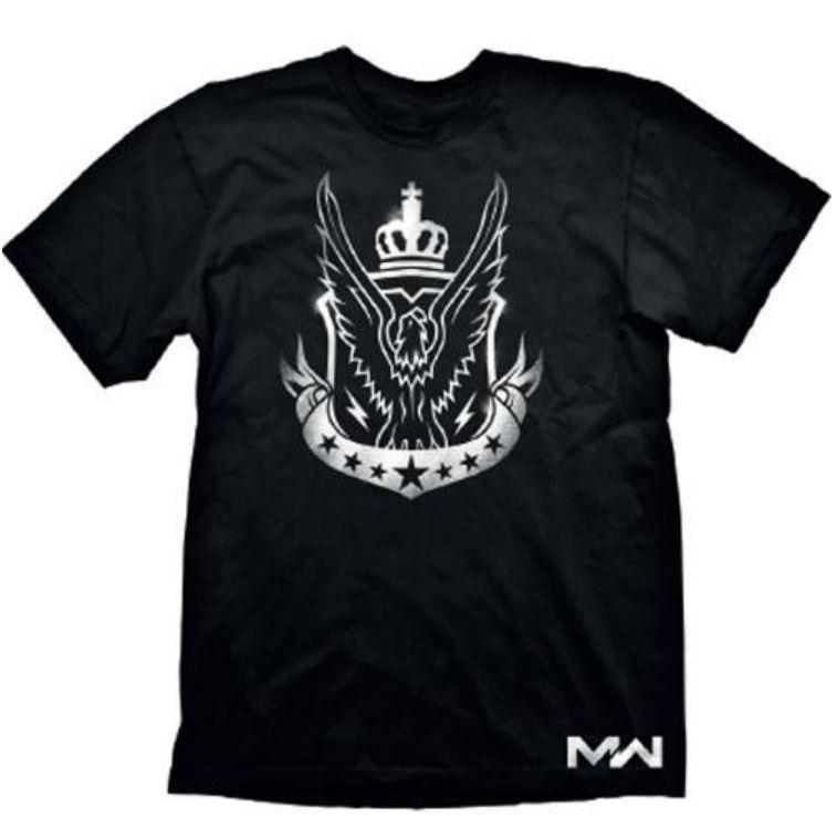 CALL OF DUTY MODERN WARFARE - T-Shirt West Faction (S)