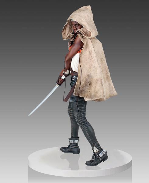 THE WALKING DEAD - Michonne Statue - 44cm_2