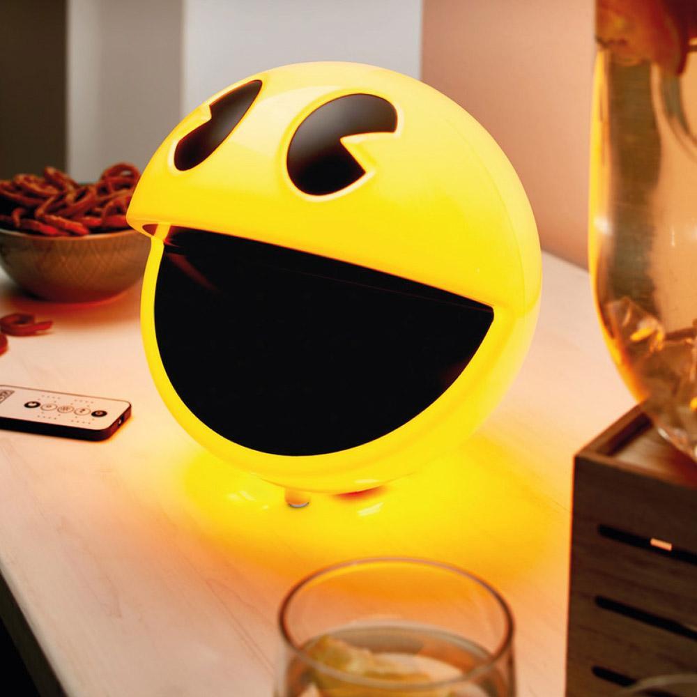 PAC MAN - Lampe Télécommandée et Sonore PAC-MAN