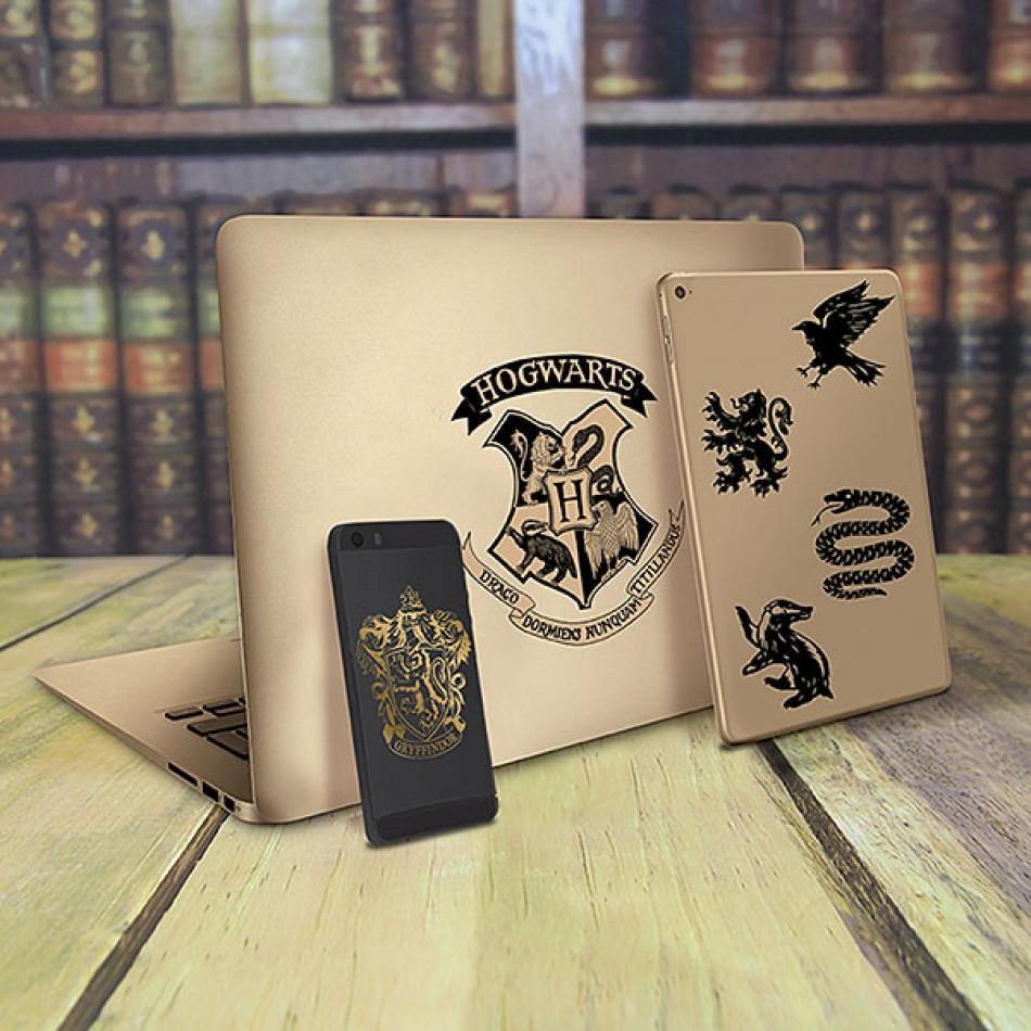 HARRY POTTER - Hogwarts Assortiment Stickers
