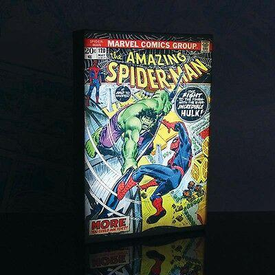 MARVEL - Comics - Luminart 30x20