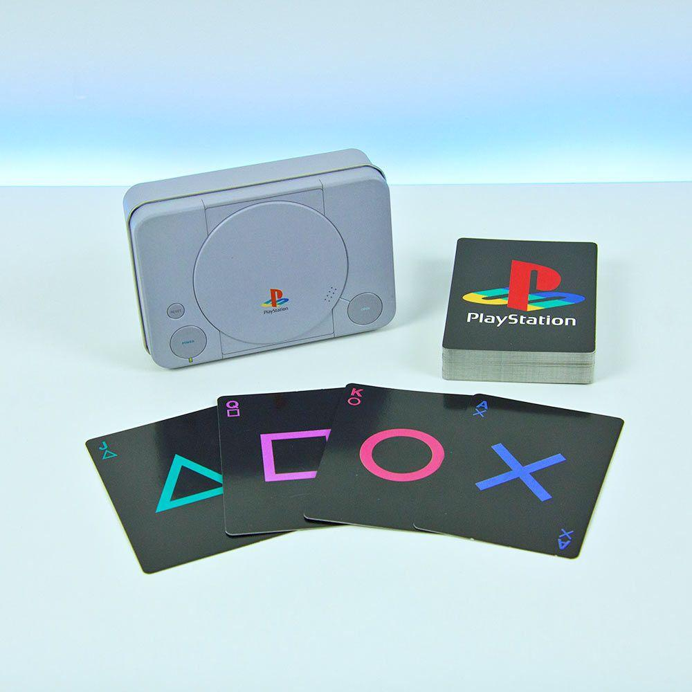PLAYSTATION - Jeu de Cartes
