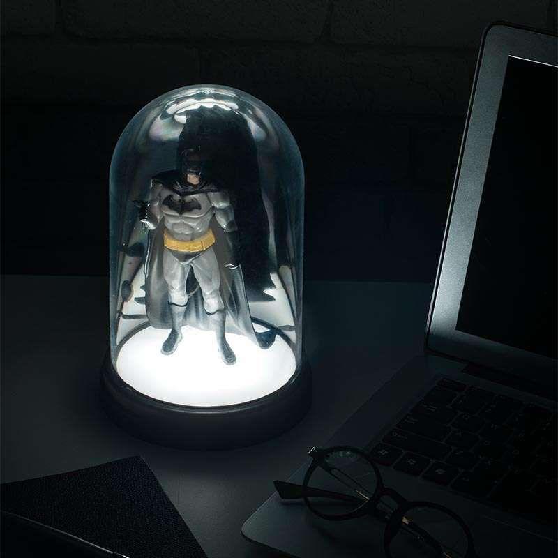 DC COMICS - Lampe avec Figurine Batman