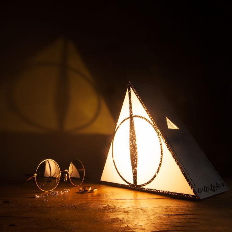 HARRY POTTER - Lampe Reliques de la mort