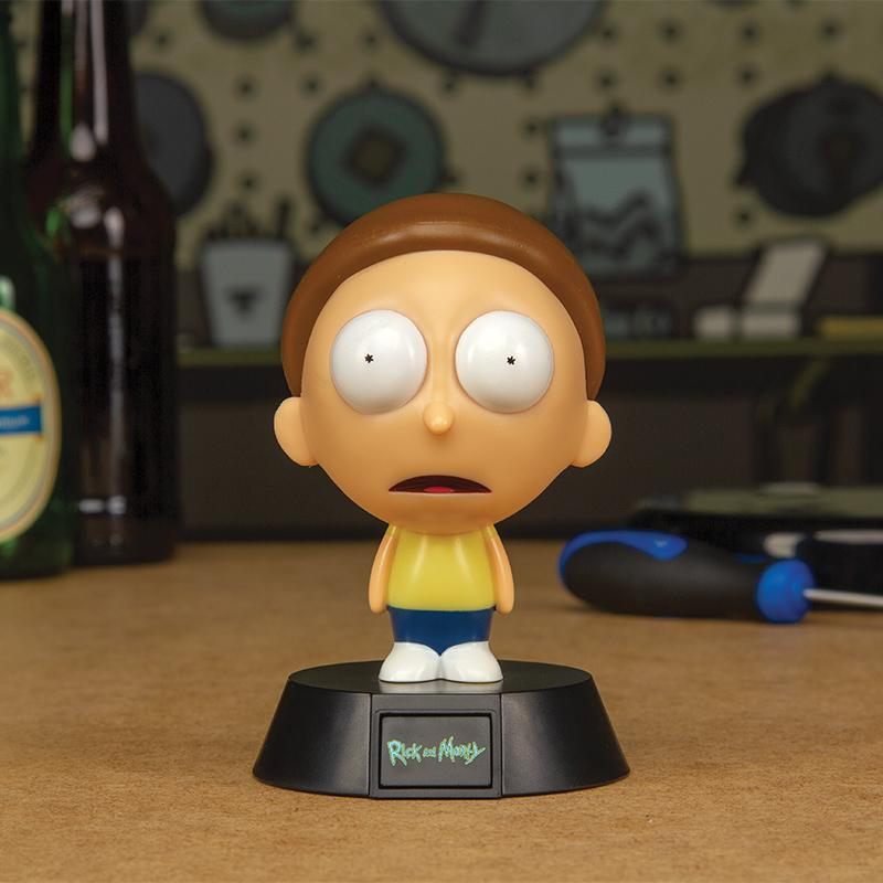 RICK & MORTY - Lampe Icône - Morty