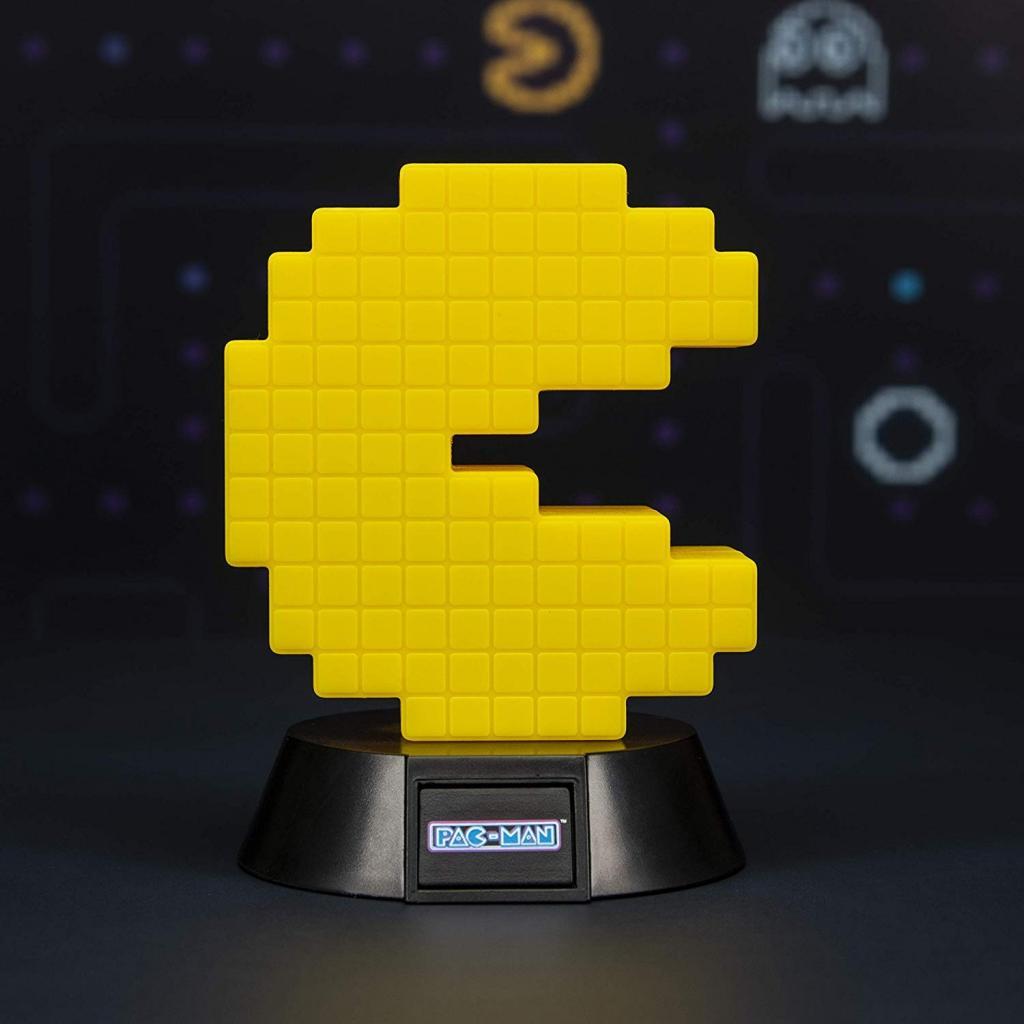 PAC-MAN - Mini Lampe Pac Man - 10cm