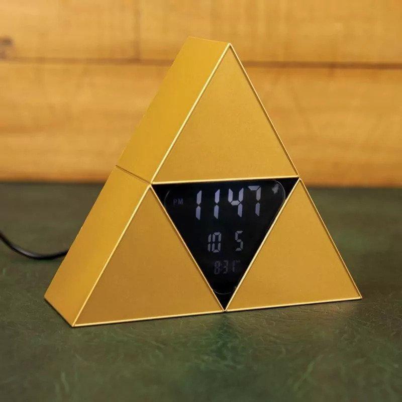 ZELDA - Réveil Triforce