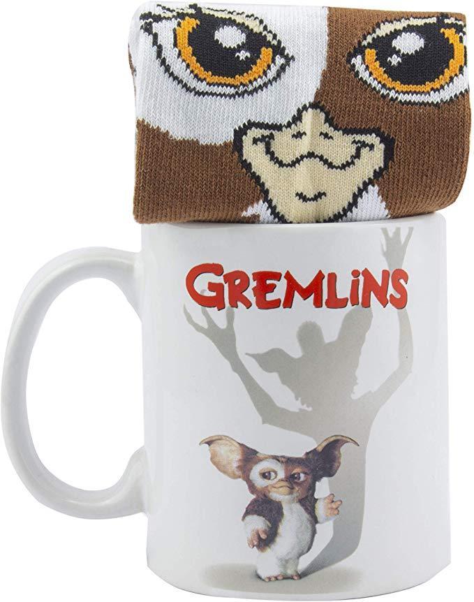GREMLINS - Set mug 300ml & paire de chaussettes_2