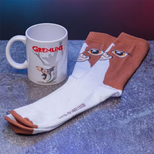 GREMLINS - Set mug 300ml & paire de chaussettes