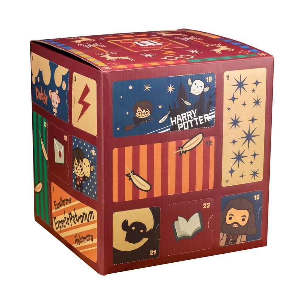 HARRY POTTER - Calendrier de l'Avent - Cube_2