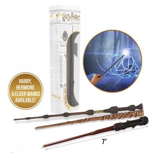 HARRY POTTER - Lumos Baguette (18cm) - Harry Potter
