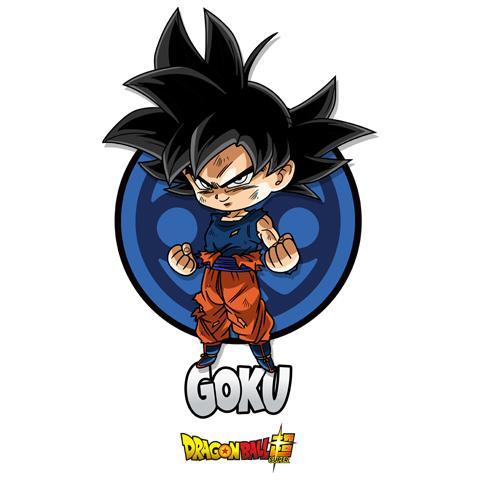 DRAGON BALL SUPER - Body Bébé - Goku (3-6 Mois)_2