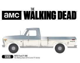 THE WALKING DEAD - 1973 Ford F-100 - 1:18 scale_1